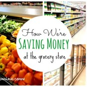 Save Money at Grocery Store