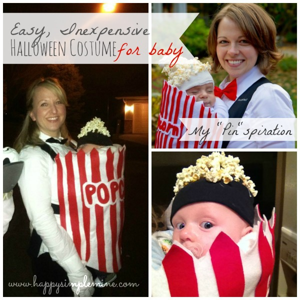 Baby Halloween Costumes Pinterest i Made This Costume The Day
