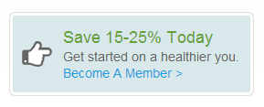 Click on this box within the shopping cart to get your FREE membership! (Be sure to add 50 PV first.)